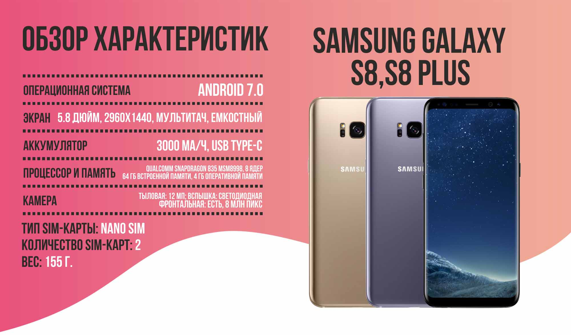 Samsung Galaxy S8 Plus_обзор